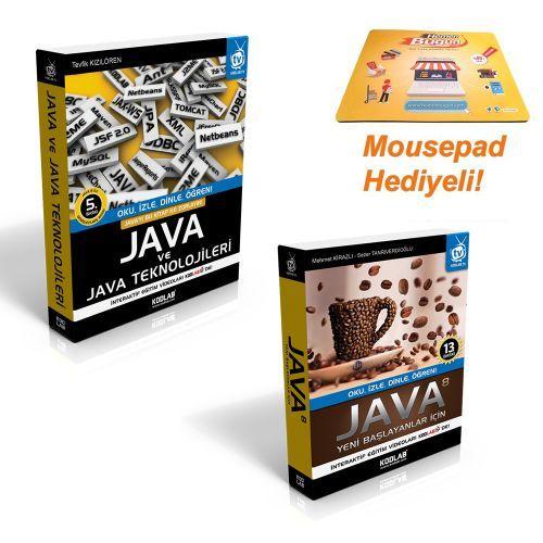 Java Eğitim Seti 2 Kitap