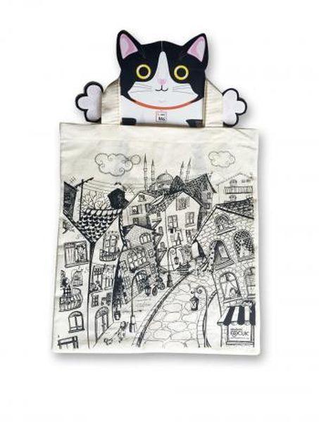 Funny Bag Çanta Sokak Kedisi