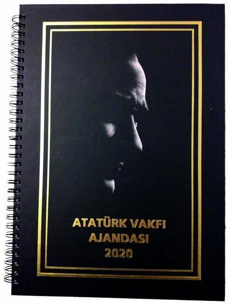 Atatürk Vakfı 2020 Haftalık Ajanda