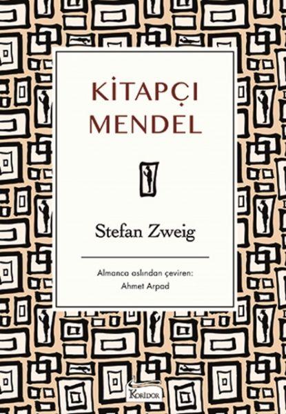Kitapçı Mendel Bez Ciltli