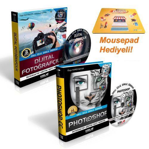 Dijital Fotoğrafçılık Seti 2 Kitap