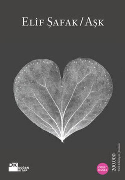 Aşk Gri Kapak