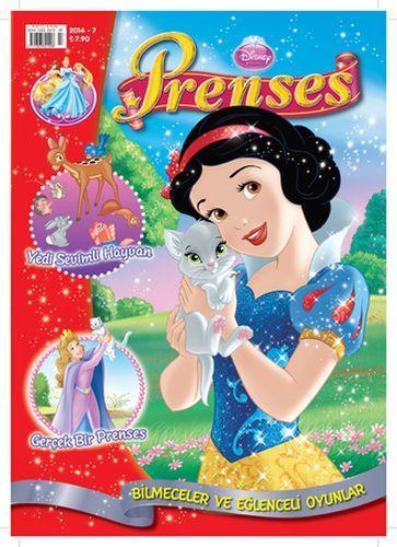 Disney Prenses Dergisi Mayıs 2017
