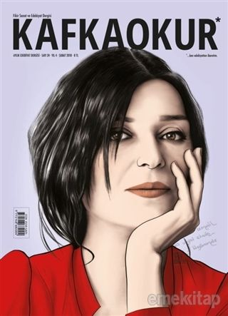 Kafka Okur Fikir Sanat ve Edebiyat Dergisi Özel Yaz-Öykü Sayı Yıl: 4 2018