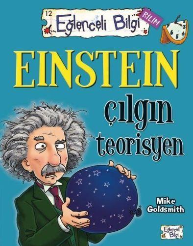 Eğlenceli Bilgi Bilim Einstein Çılgın Teorisyen