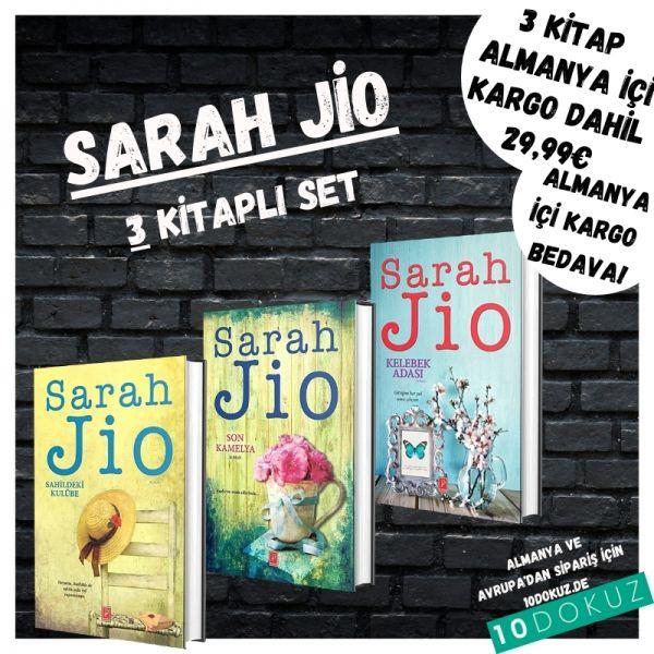 Sarah Jİo 3 Kitaplı Set (1)