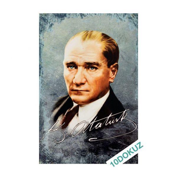 Atatürk Mavi İmza
