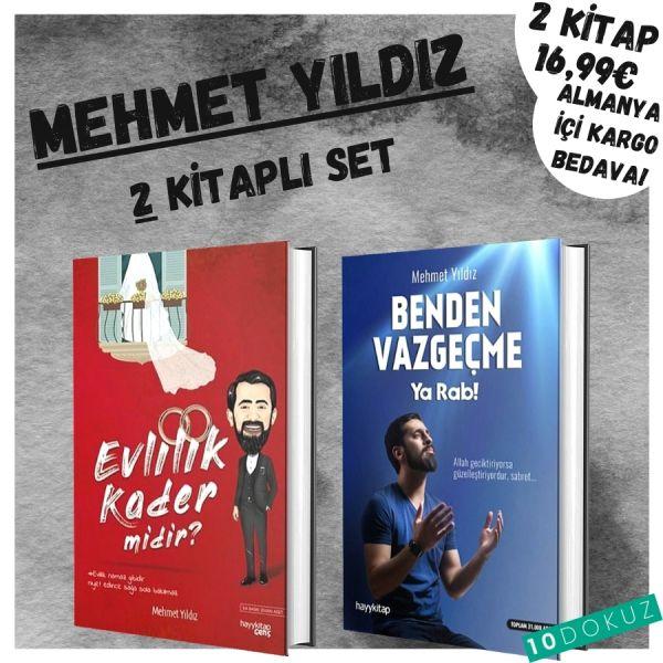 Mehmet Yıldız 2 Kitaplı Set