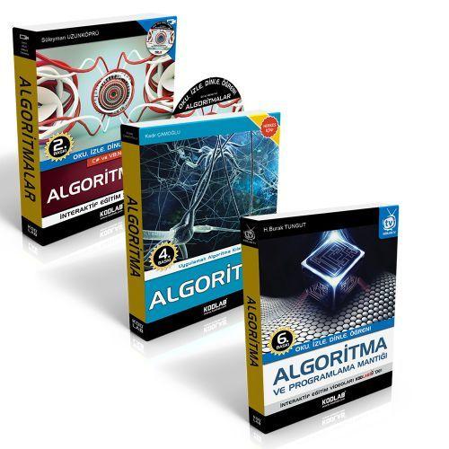 Algoritma Eğitim Seti 3 Kitap