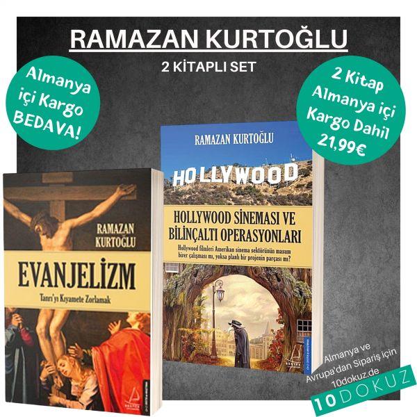 RAMAZAN KURTOĞLU 2 KİTAPLI SET