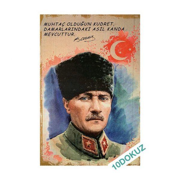 Atatürk - Muhtaç Olduğun Kudret
