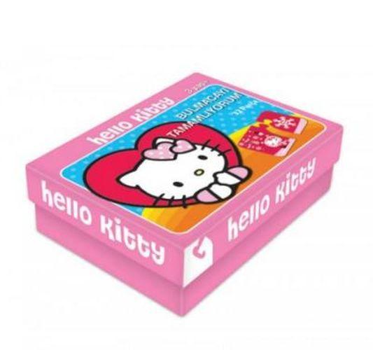 Hello Kitty Bulmacayı Tamamlıyorum 32 Parça