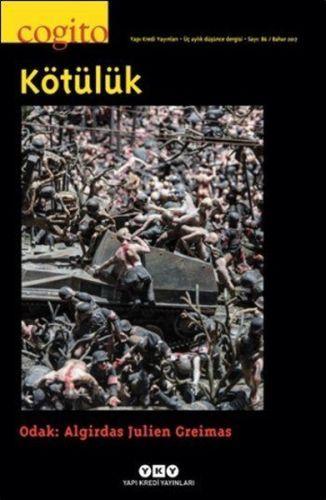 Cogito Dergisi Sayı 86 Kötülük