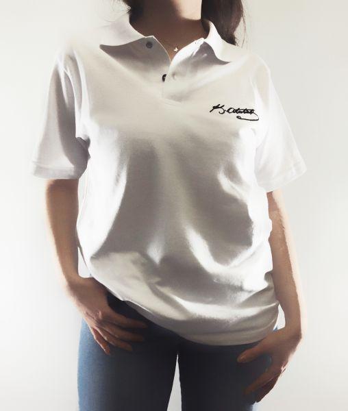 Polo Shirt Atatürk Beyaz