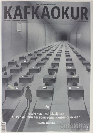 Kafka Okur Fikir Sanat ve Edebiyat Dergisi Özel Yaz-Öykü Sayı Yıl: 6 2020