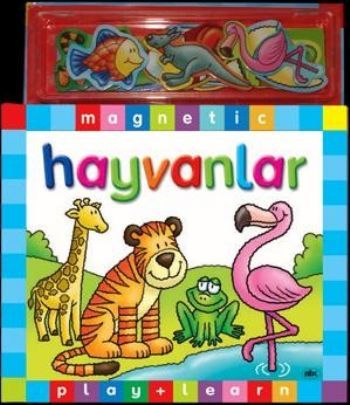 Magnetic Play Learn Hayvanlar