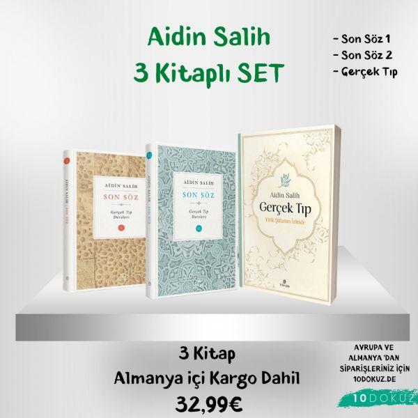 Aidin Salih 3'lü SET