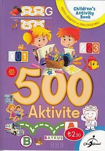500 Aktivite Mor