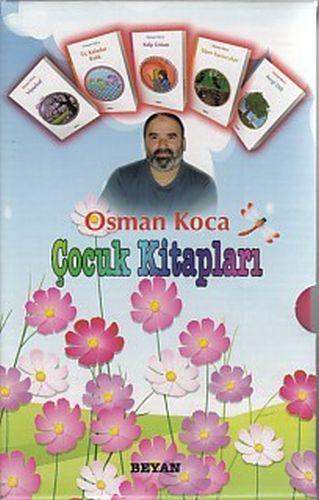 Osman Koca Çocuk Kitapları Serisi 5 Kitap Takım