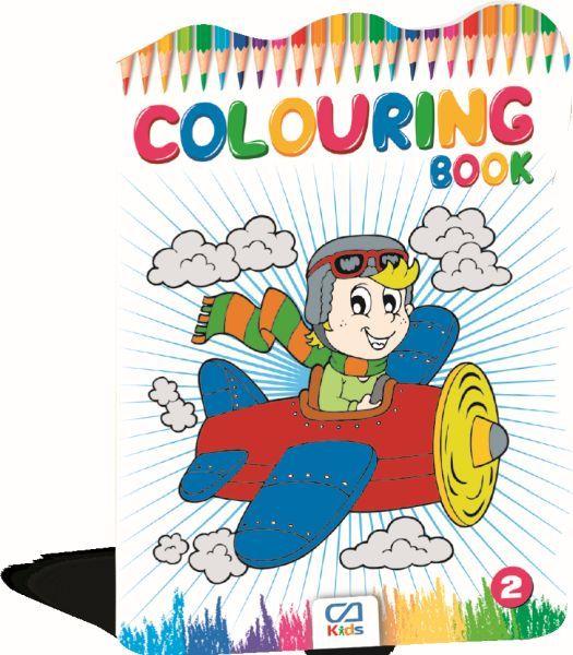 Colourıng Book 2 CA.1012