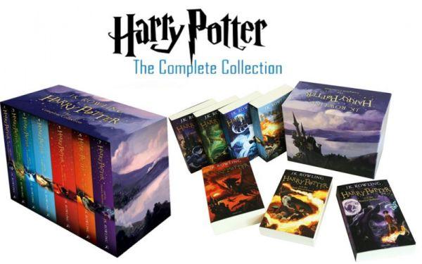 Harry Potter Boxed Set 7 Books