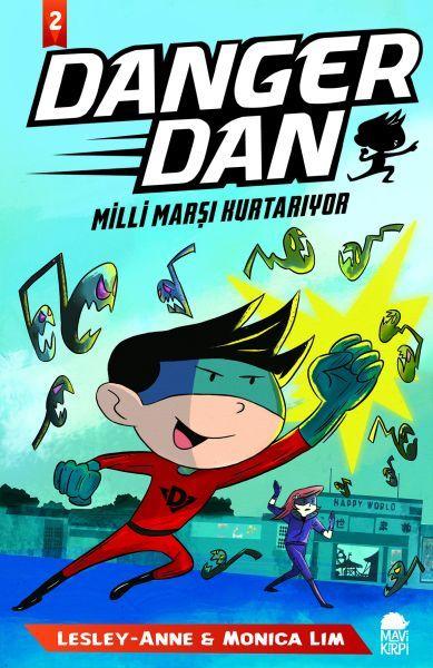 Danger Dan Milli Marşı Kurtarıyor