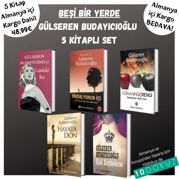 Beşi Bir Yerde - Gülseren Budayıcıoğlu 5 Kitaplı Set