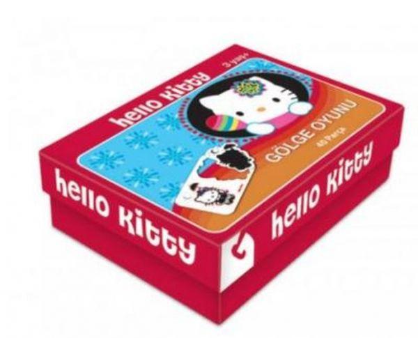 Hello Kitty Gölge Oyunu 40 Parça