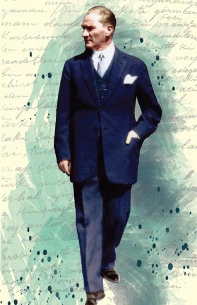 Mustafa Kemal Atatürk Defter 6