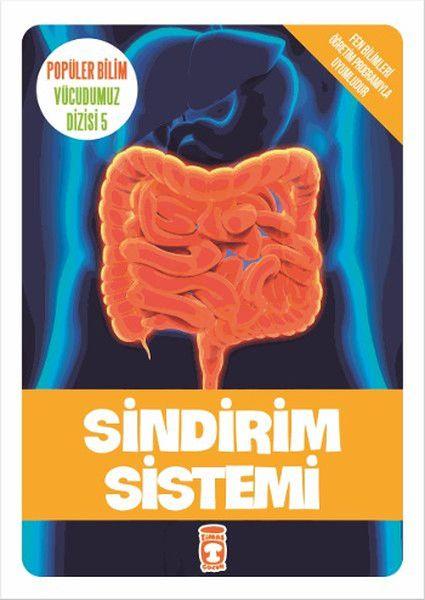 Popüler Bilim Vücudumuz Dizisi Sindirim Sistemi