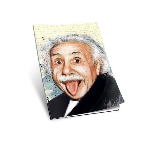 Albert Einstein Defter