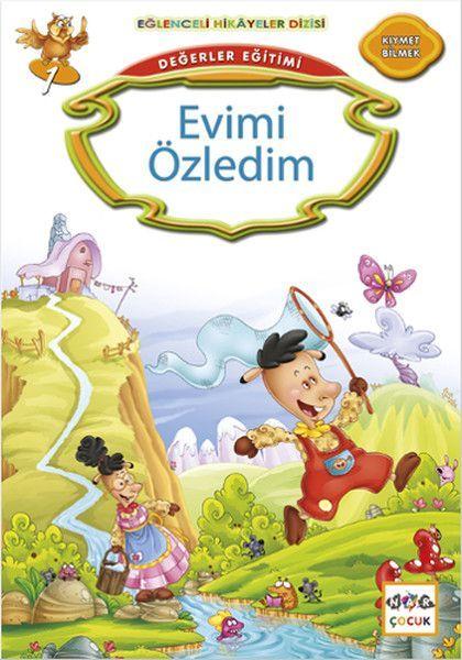 Eğlenceli Hikayeler Dizisi Değerler Eğitimi 6 Kitap