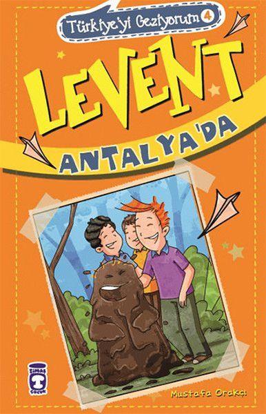 Levent Türkiyeyi Geziyorum 4 Levent Antalyada