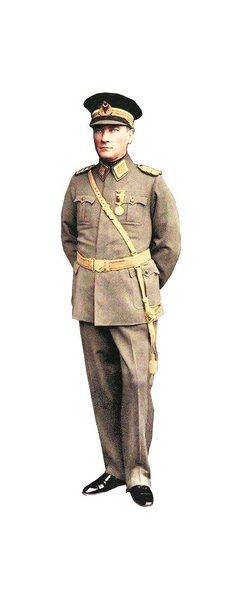 Atatürk Ayraç 5 - Aylak Adam Hobi