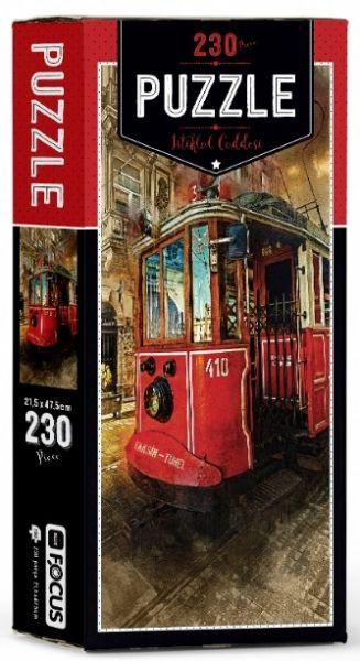 İstiklal Caddesi - Puzzle (BF135)