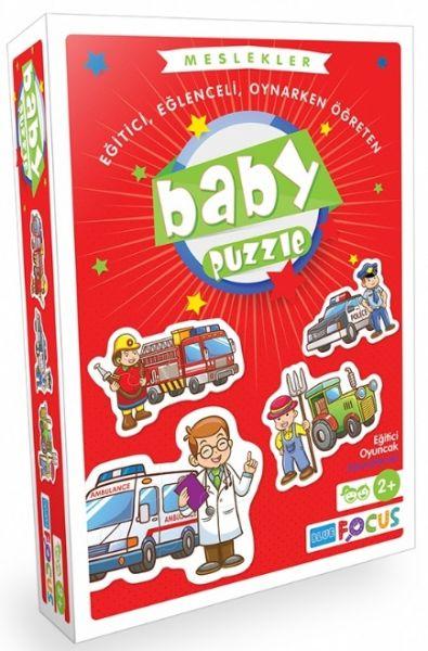 Baby Puzzle - Meslekler (BF155)