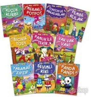 Mini Masallar 1 - 10 Kitap Takım