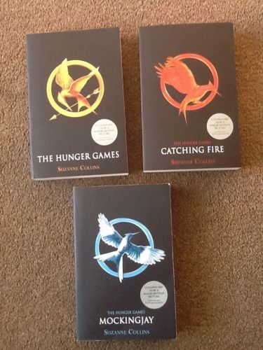 The Hunger Games Set 3 Kitap