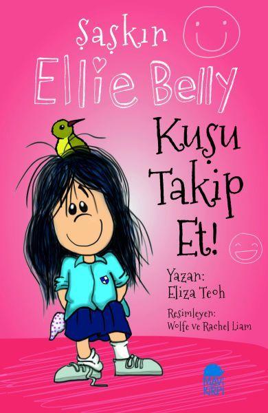 Şaşkın Ellie Belly Kuşu Takip Et