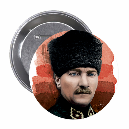 Atatürk 2 - Button