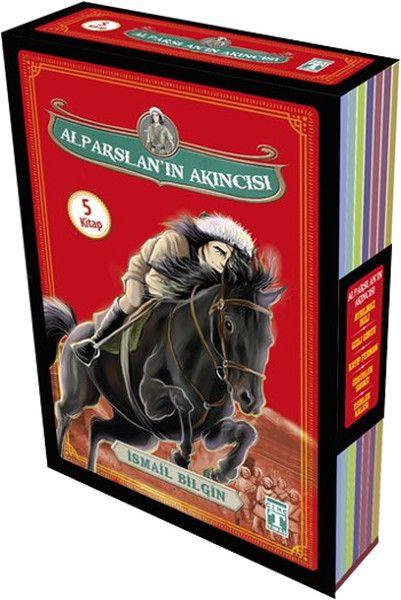 Alparslanın Akıncısı 5 Kitap Takım
