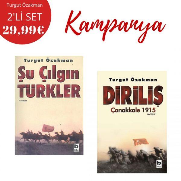 Turgut Özakman SET