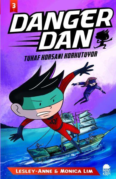 Danger Dan Tuhaf Korsanı Korkutuyor