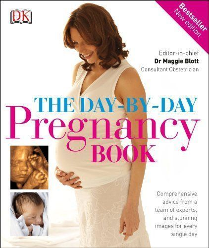 The Day By Day Pregnancy Book Ciltli