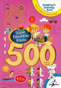 500 Aktivite Pembe