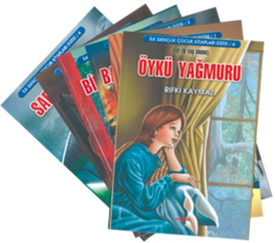 İlk Gençlik Çocuk Kitapları Dizisi 6 Kitap
