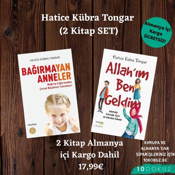 Hatice Kübra Tongar (2 Kitap SET)