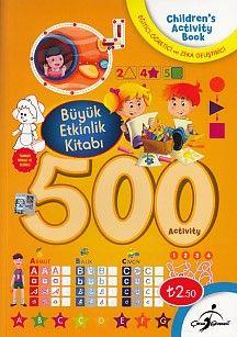 500 Aktivite Sarı