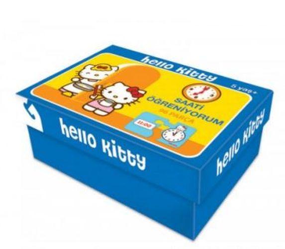 Hello Kitty Saati Öğreniyorum 96 Parça