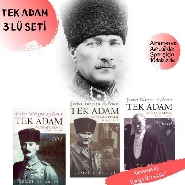 TEK ADAM 3'LÜ SET